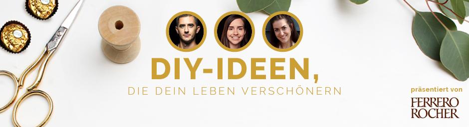 Deko Selber Machen 100 Schöne Ideen Zum Basteln Brigittede